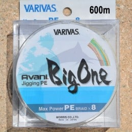 Varivas Big One Jigging (600m) - 48 lb