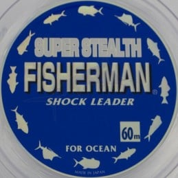 Fisherman Shock Leader - 20 lb