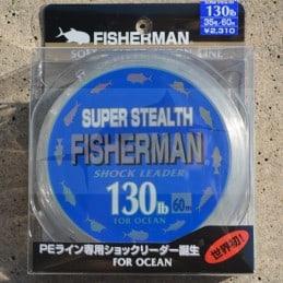 Fisherman Shock Leader - 130 lb