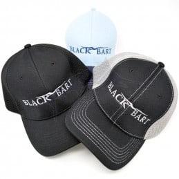 Black Bart Frigate Logo Cap - Black / Gold