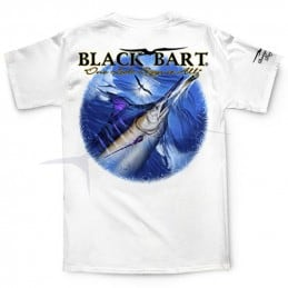 T-Shirt Black Bart One Look...