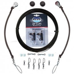 Rupp Rigging Kit with Black...