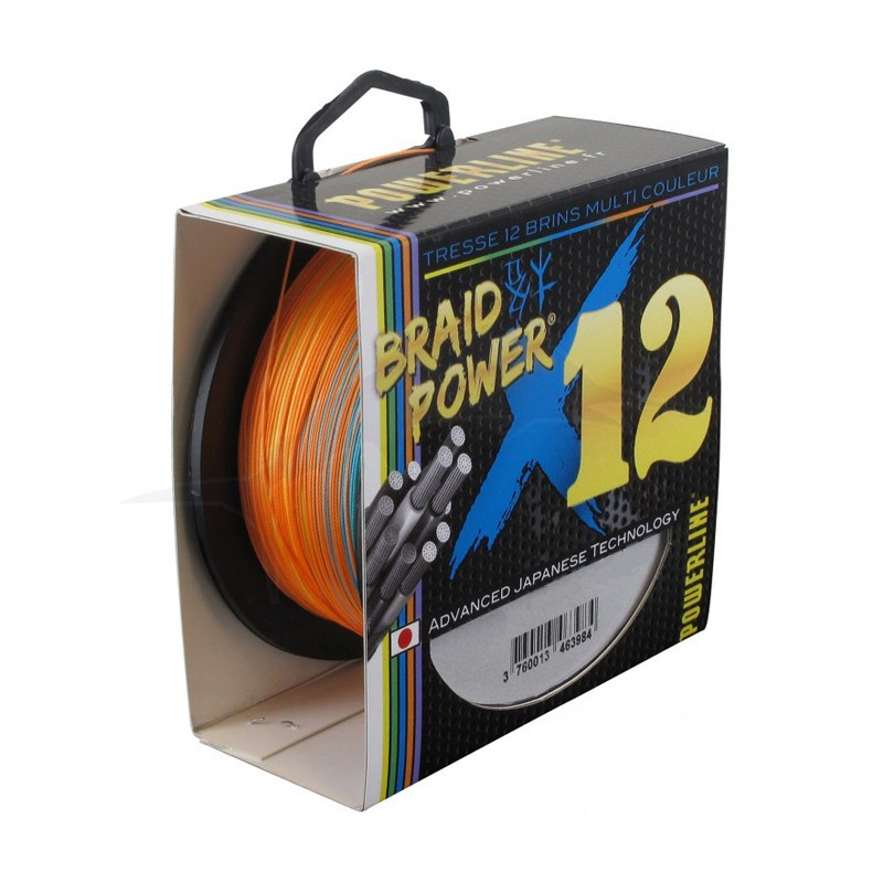 Powerline Braid Power X12...