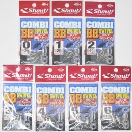 Shout Combi BB Swivel (413CB)