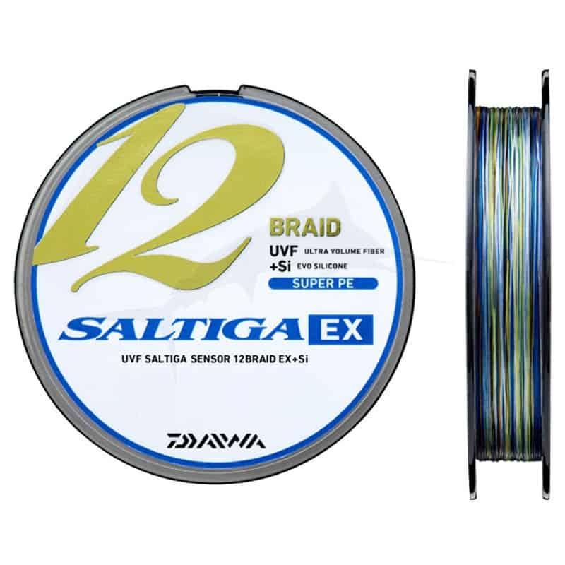 Daiwa Tresse Saltiga 12 Braid EX