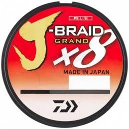 Daiwa Tresse J-Braid Grand X8 (1500m) - 103 lb