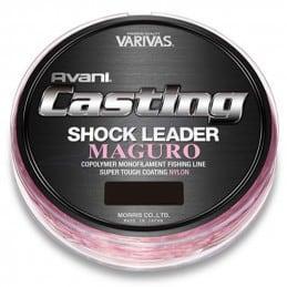 Varivas Avani Casting Shock Leader Maguro - 200 lb