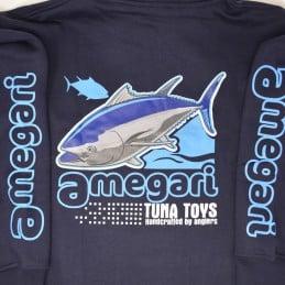 Pull Amegari Hoodie Tuna