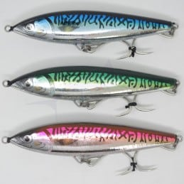 Lure Fish Tornado Real Mackerel 200 F - 02