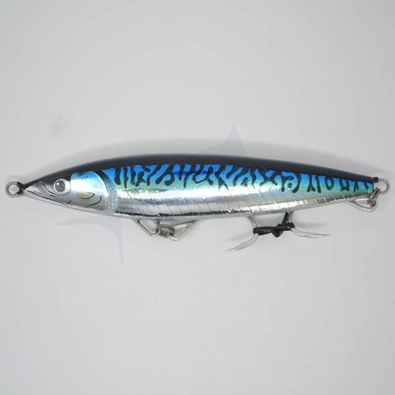 Fish Tornado Real Mackerel Jig