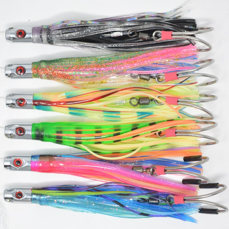 Lure Black Magic Jetsetter 15 cm - Lumo
