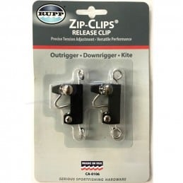 Rupp Zip Clips Release Clips (Pair)