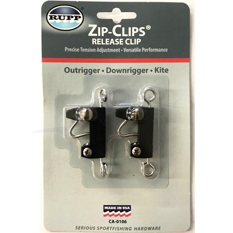 Rupp Zip Clips Release...