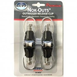 Rupp Nok-Outs Outrigger Clips (Pair)