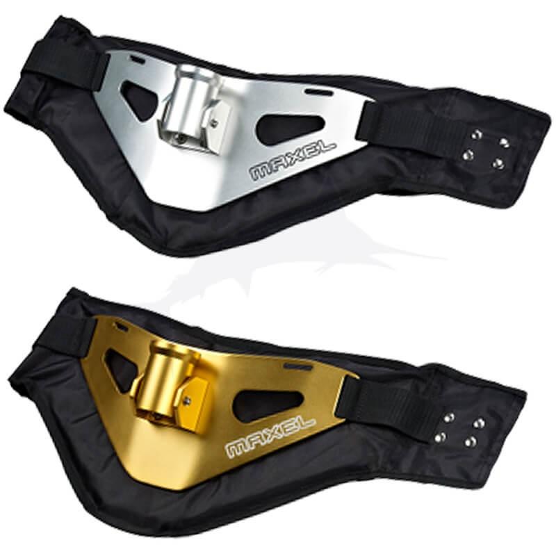 Baudrier Maxel Aluminium Fighting Belt Normal Argent