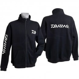 Sweat-shirt Zippe Daiwa