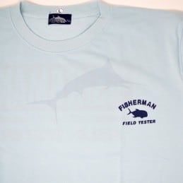T-Shirt Fisherman Field Tester