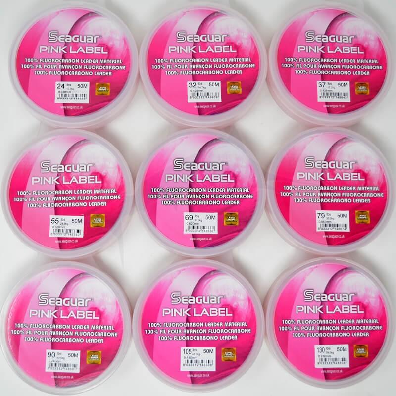 Seaguar Fluorocarbon Pink...