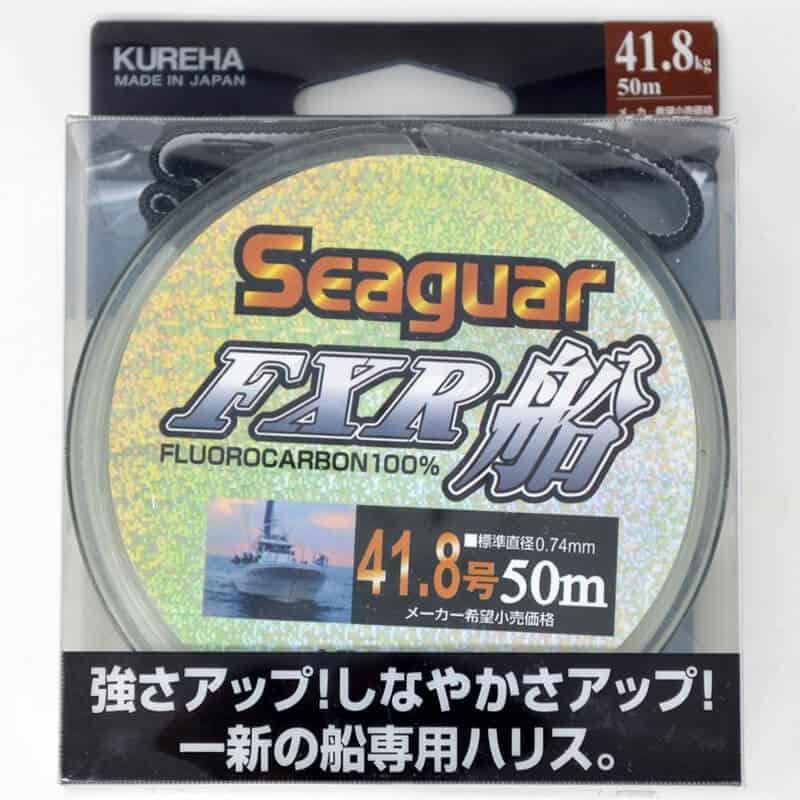 Seaguar Fluorocarbon FXR 50m - 92 lb