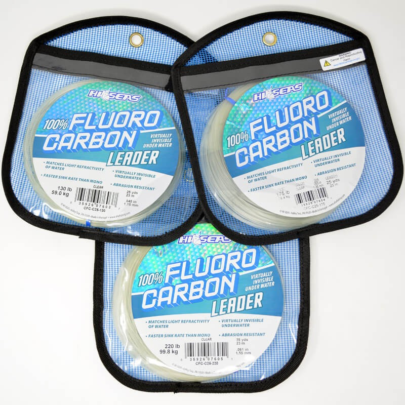 Hi Sea's 100% Fluorocarbon...