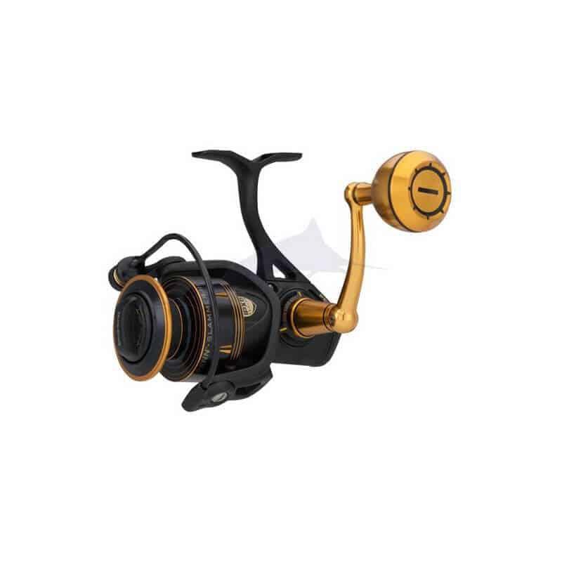 Heavy Duty Spinning Fishing Reel Penn Slammer III 9500