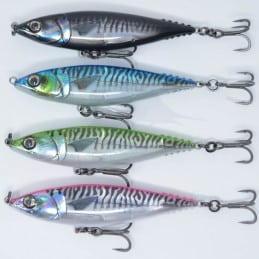 Lure Stickbait Savage Gear 3D Mack Stick 210 - Blue Mackerel