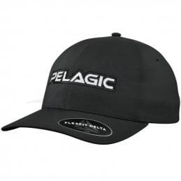 Pelagic Flexfit Delta Cap - Black
