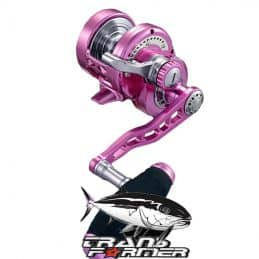 Maxel Transformer Jigging Lever Drag Black