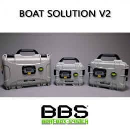 Batterie Boatbox System Boat Solution V2