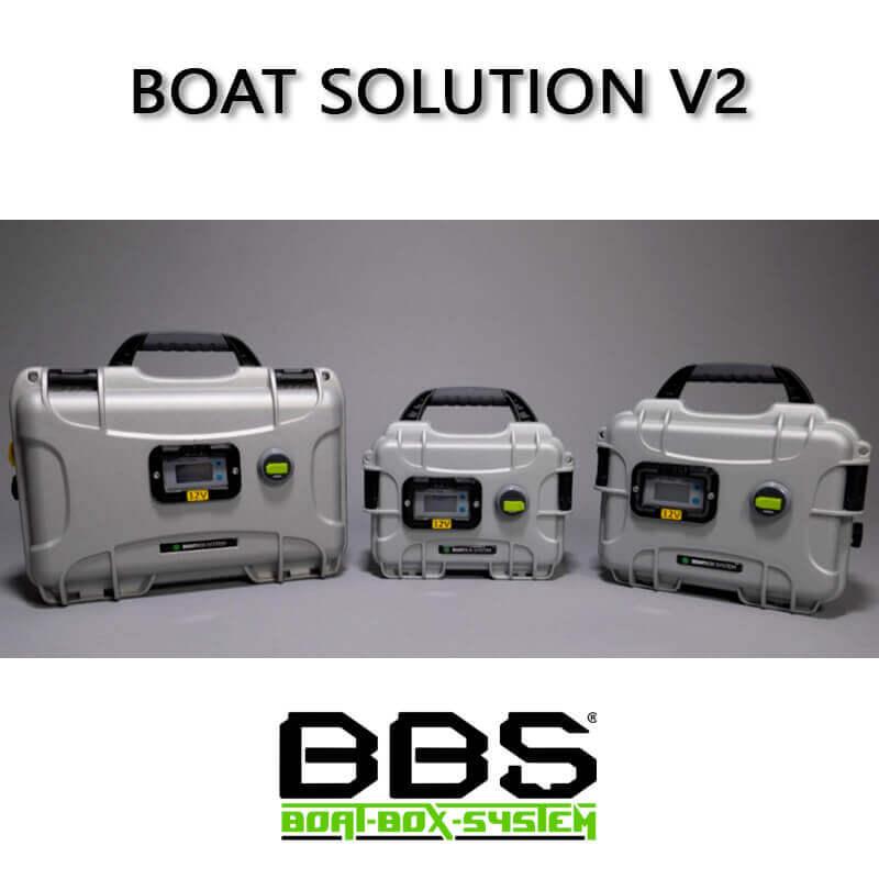 Boatbox System Boat Solution V2