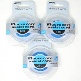 Assist Line BKK Fluoro Core - 100 LB
