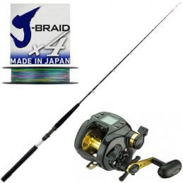 Ensemble Daiwa Pack Tanacom 500