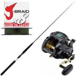 Ensemble Daiwa Pack Tanacom 750