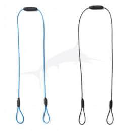 Cordon de sécurité lunettes Costa-del-Mar Loop - Bleu