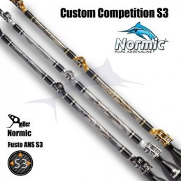 Normic Custom S3 Competition Stand-Up