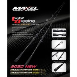 Maxel Transformer Light Jigging 2020