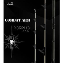 Canne Centaur Combat Arm Popping
