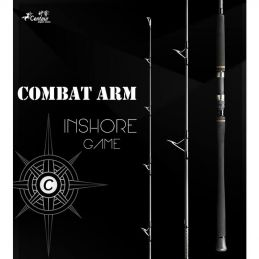 Centaur Combat Arm Inshore Popping