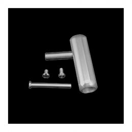 Accurate Extreme Knob Kit silver