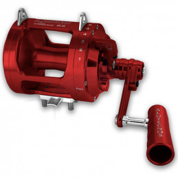 Alutecnos Albacore 50 2 speed - Red
