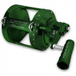 Alutecnos Albacore 80 2 speed - Green