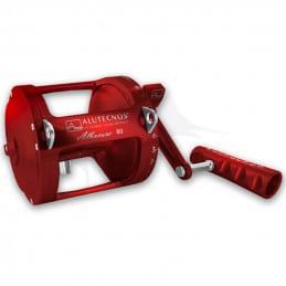 Alutecnos Albacore 80 Simple vitesse - Rouge