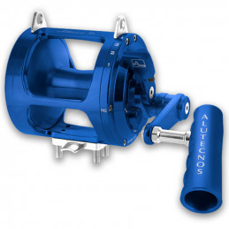 Alutecnos Albacore 50 Simple vitesse - Bleu