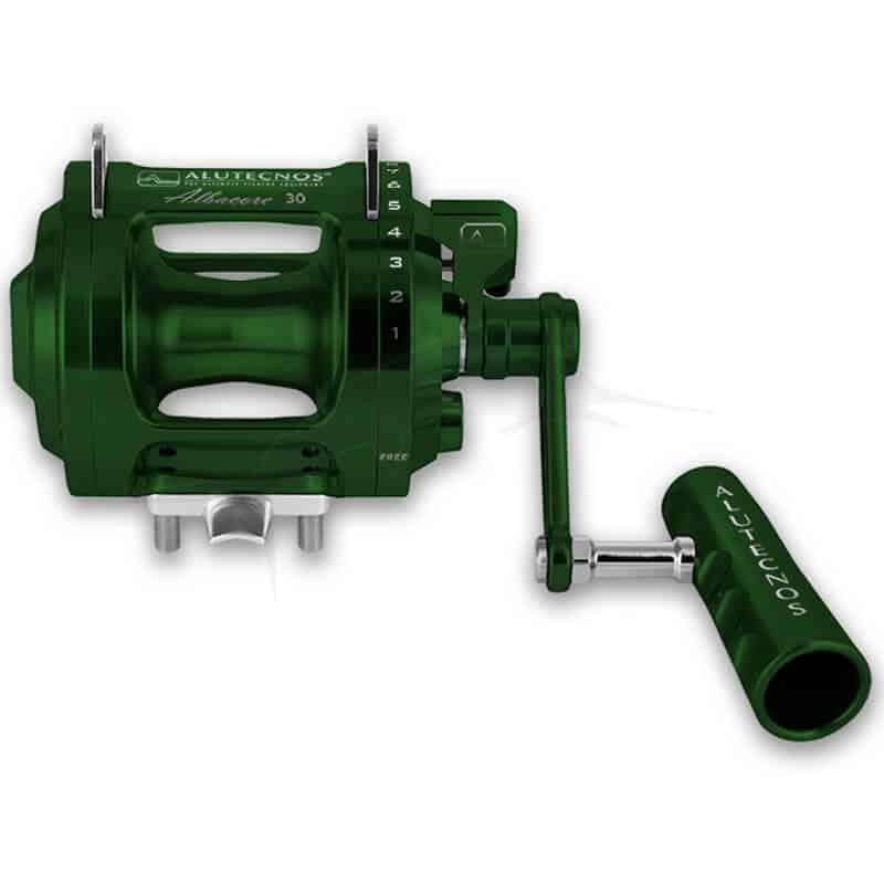 Alutecnos Albacore 30 single speed - Green