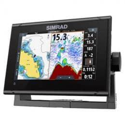 Simrad GO7 XSR Tactile
