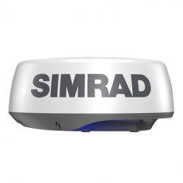 Halo20 Radar Simrad