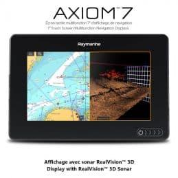 Sondeur Raymarine Axiom 7 REALVISION 3D