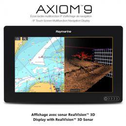 Sondeur Raymarine Axiom 9 REALVISION 3D