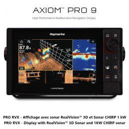 Raymarine Axiom Pro 9 RVX RealVision