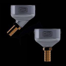 Fixation du drain pour Support de Canne Rotatif - 0-15-degree